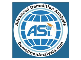 Demolition Analysis