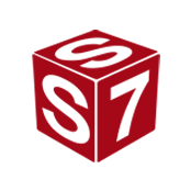 SSS7 Red Icon
