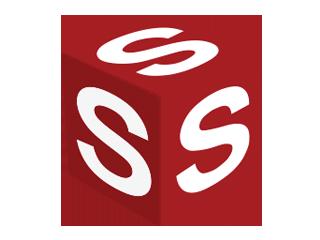 SSS7 Steel Logo