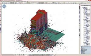 Virtual Shake Table - Multi-Hazard Analysis