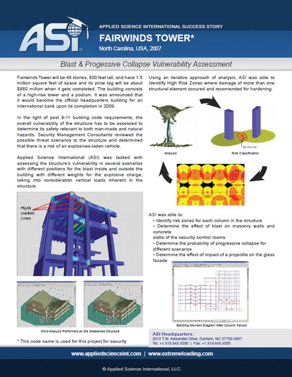 Vulnerability Assessment: Fairwinds Tower