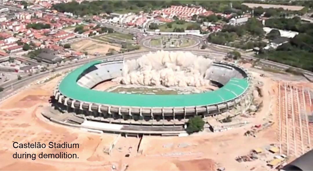 Castelão Soccer Stadium