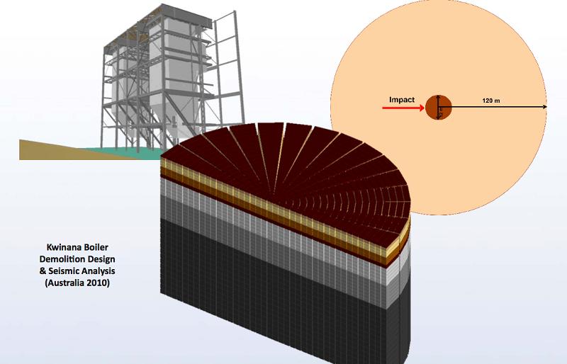 Demolition and seismic design